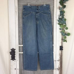 Girbaud Vintage Drop Waist X Hip Hop Jeans sz. 32